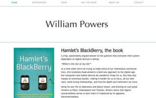William Powers, Ritama Web Design