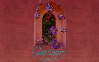 Sanctuary Santa Fe website by Ritama Web Design