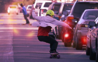 Electric skateboard, Ritama Web Design