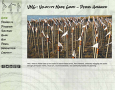 Velocity Made Good VMG by Ritama Web Design, Seattle, WA
