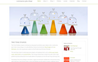 Two Tone Studios New Website by Ritama Web Design