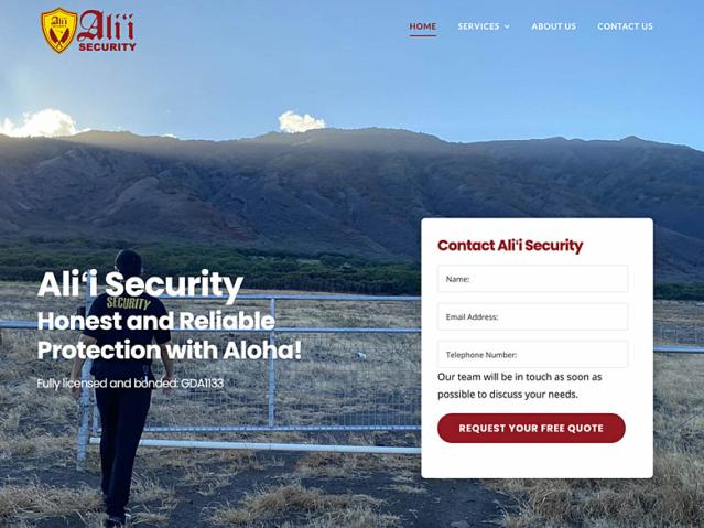 alii-security-hawaii-ritama-web-design