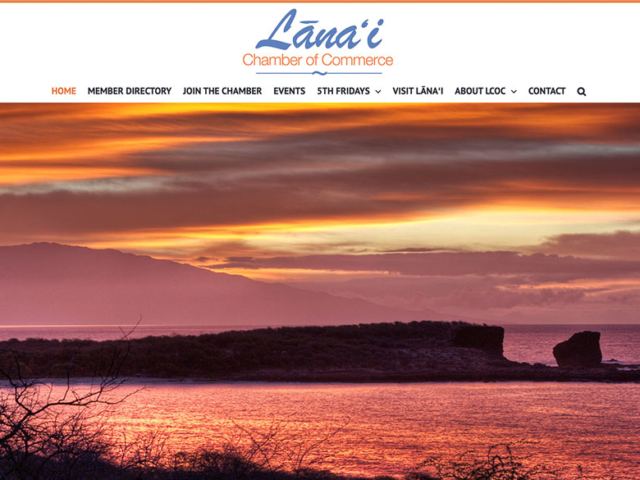 lanai-chamber-of-commerce-maui-hawaii-ritama-website-design