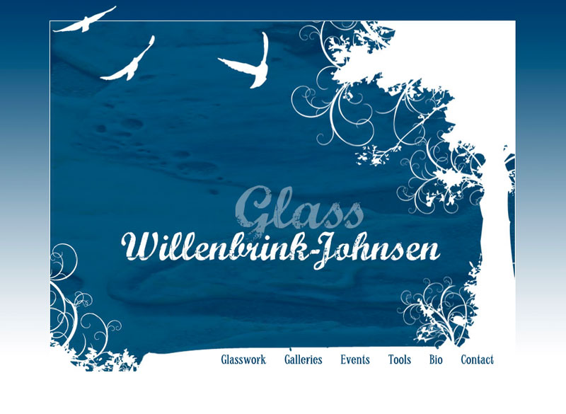 Willenbrink-Johnsen, WordPress website, created by Ritama Design